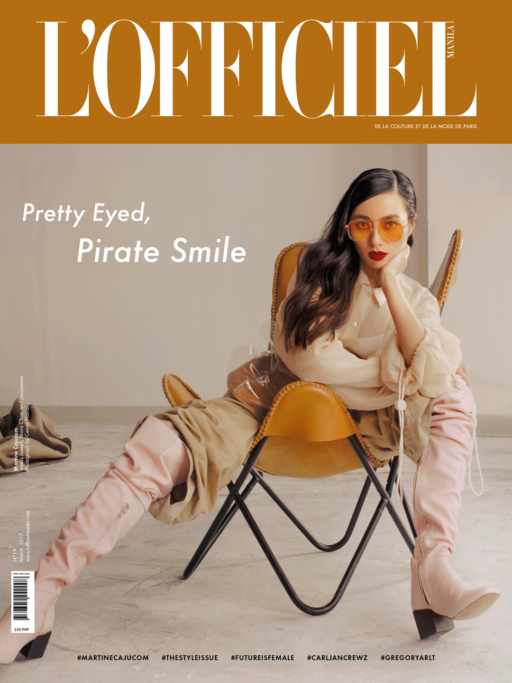 L'OFFICIEL NO.19 MARTINE